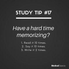 Nursing school study Nursing school study tip Exam Study Tips, Exams Tips, School Study Tips, Study Habits, Study Skills, Revision Tips, School Tips, Study Motivation Quotes, Study Quotes