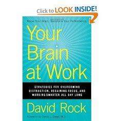 Get your brain working for you!