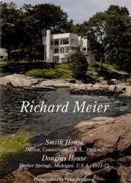 Richard Meier : Smith House, Darien, Connecticut, U.S.A. 1965-1967 - Douglas House, Harbor Springs, Michigan, U.S.A., 1971-1973 / text by Yoshio Futagawa ; photographed by Yukio Futagawa. + info: http://www.ga-ada.co.jp/english/ga_rm/garm017.html