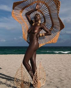 """Osengwa.Com on Instagram: """"""""The Birth of Venus The rise of women The gift of man To cherish To love To worship In light In all of life Universe Mother…"""" African Origins, The Birth Of Venus, Black Photography, Black Is Beautiful, African Art, African Fashion, Black Men, Worship, Afro"""
