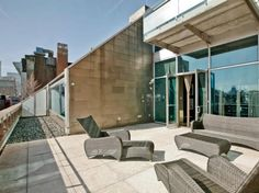 loft building interiors in soho new york new york | Outdoor-Room-Design-Ideas-Alicia-Keys-Crosby-Street-Penthouse ...