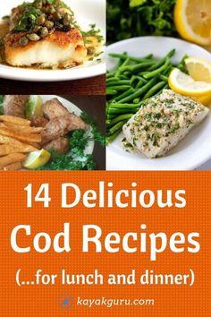 Best Cod Recipes, Cod Fish Recipes, Baked Cod Recipes, Cajun Recipes, Seafood Recipes, Favorite Recipes, Oven Recipes, Delicious Recipes