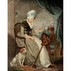 The Connoisseur 46 1916 Mrs Lorraine Smith Canvas Art - William Bond (18 x 24)