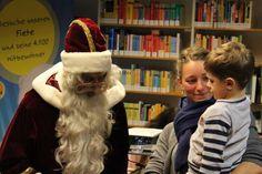 Fiete der Abenteuer – ein wunderschönes Kinderbuch | Der Weihnachtsmann in der Stadtbibliothek (c) Frank Koebsch (1)
