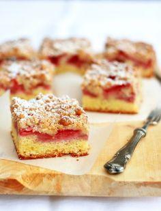 Epres morzsasüti Krispie Treats, Rice Krispies, French Toast, Cheesecake, Goodies, Low Carb, Gluten, Breakfast, Recipes