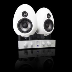 MunroSonic EGG150 Active Studio Monitoring Speaker System Product  Information, including technical information and reviews.