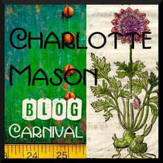 Lots of Charlotte Mason resources & links.