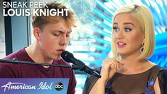 """This young London native stuns Lionel Richie, Katy Perry, and Luke Bryan with an emotional original song called """"Change."""" See more of American Idol 2019 on o. Randy Jackson American Idol, Kelly Clarkson American Idol, Carrie Underwood American Idol, American Idol Judges, American Dad, Willie Jones, Music Competition, Lauren Daigle, Beautiful Men Faces"""