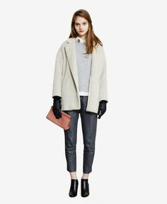 coordinate Duster Coat, Normcore, Jackets, Style, Fashion, Down Jackets, Swag, Moda, Fashion Styles