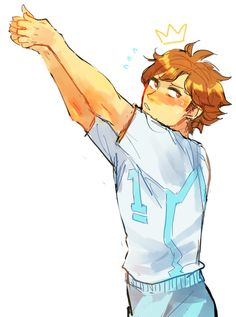 i dont understand anymore, noya is my favorite but i post so much oikawa. he has good art.