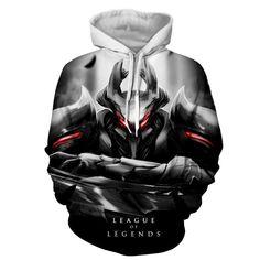 League Of Legends Hoodie - League Of Legends Sweat Shirt - League Of Legends Jacket