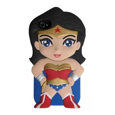 Huckleberry: Wonder Woman iPhone 4/4S, at 14% off!