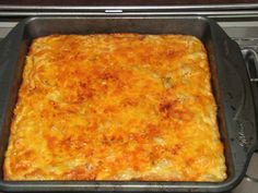 Bahamian Macaroni and Cheese - Jim and Deb Faughn