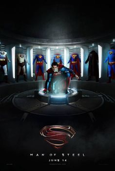 Superman. Man of Steel. Clothes