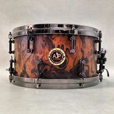 AJP Nice looking snare drum!