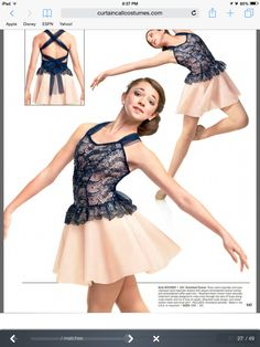 Ballet costume this year