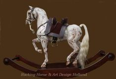 I want this rocking horse!!!
