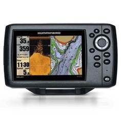 Humminbird Helix 5 DI/GPS Combo w/ Temperature
