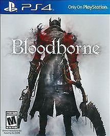 Bloodborne (Sony PlayStation 4, 2015) Brand new and sealed