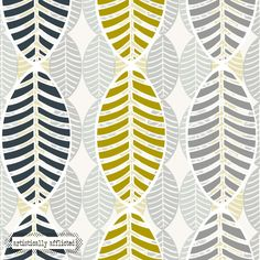 leafpattern - julie hamilton designs, artistically afflicted blog - now available at kessinhouse.com