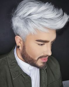"210 Me gusta, 11 comentarios - Heber_Montoya (@heber_montoya_) en Instagram: ""You say I'm crazy 'Cause you don't think I know what you've done • • #hair #haircut #hairstyle…"""