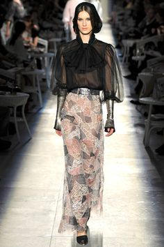 fall 2012 couture  Chanel