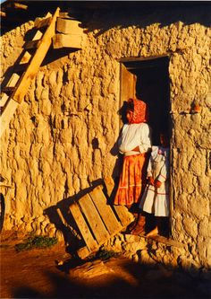 Rancho Tarahumara (Creel, México)