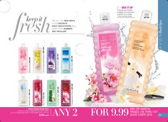 FREE Shipping on order of $15+ expires 7/15, coupon code: HIAGAIN  www.youravon.com/lindabacho #avonrep
