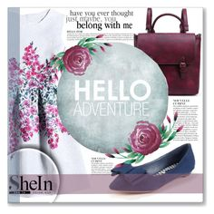 """SheIn 10/10"" by azra10 ❤ liked on Polyvore featuring Anja"