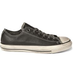 Converse worn effect Chuck Taylor sneakers