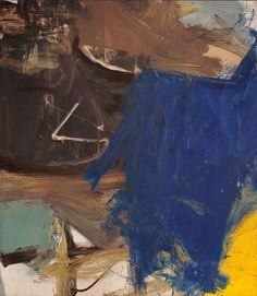 Willem de Kooning, 1957 #artiste #contemporain contemporary art