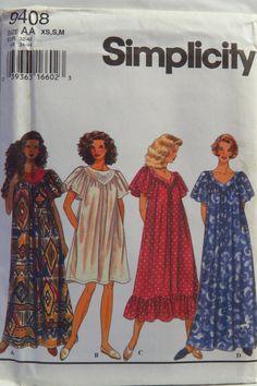 Muumuu Dress Patterns : muumuu, dress, patterns, Dress, Ideas, Dress,, Sewing, Patterns,, Muumuu