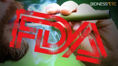 FDA Moves To Regulate Electronic Cigarettes