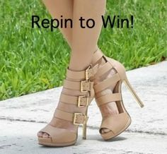Chinese Laundry Shoes Pinterest Giveaway - Coupon Clipinista