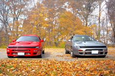 twins!!! 5th gen toyota celica