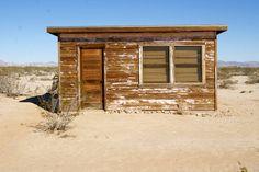 Se lige det her fede opslag på Airbnb: Homestead Camp Cabin in Joshua Tree - Hytter til leje i Joshua Tree