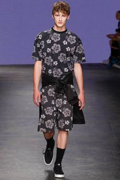 MAN Spring 2015 Menswear Collection Slideshow on Style.com