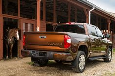 The 2014 Toyota Tundra was designed with the help of a hay farmer in Michigan! Find out more.
