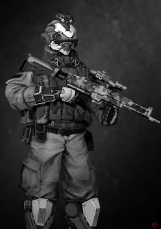 Future soldier. Military hobby blog: http://zimhangmen.tumblr.com/