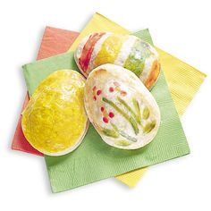 Pie Crust Puff Eggs