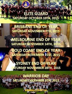 End Of Year, Gold Coast, Brisbane, Martial Arts, Day, Combat Sport, Martial Art