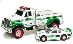 Hess truck 2011 model