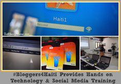 #Bloggers4Haiti Provides Hands on Technology and Social Media Training for Artisans