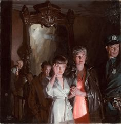 The waiting is the hardest part, Tom Lovell