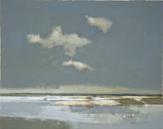 Mussel Beds, Brancaster Staithe by John Newland
