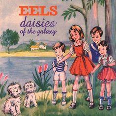 Eels Daisies Of The Galaxy Vinyl LP