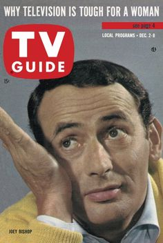 TV Guide: December 2, 1961 - Joey Bishop