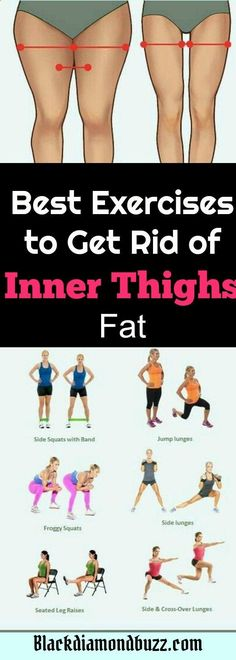 8 Exercise That Will Burn Inner Thigh Fat, These exercises will help you to get rid fat below body and burn the upper and inner thigh fat Fast. # Fitness motivation 8 Exercise That Will Burn Inner Thigh Fat Fitness Workouts, Fitness Motivation, Yoga Fitness, At Home Workouts, Health Fitness, Fitness Plan, Fitness Diet, Cardio Gym, Exercise Motivation