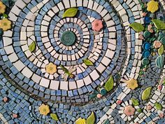 Mosaic Detail | suzanne de vicaris | Flickr