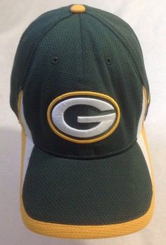 New Era NFL Green Bay Packers Cap Sz XL 39Thirty Fitted Hat Football EUC   NewEra 1e06d49e0fdf